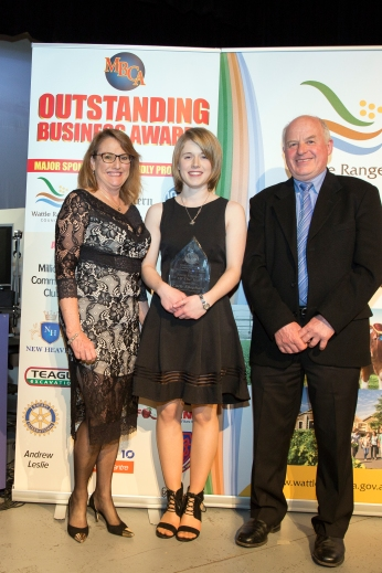 Retail: Fosters Foodland, Young Employee: Carly Shephard
